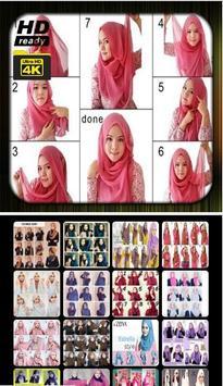 Tutorial Hijab Mudah screenshot 1