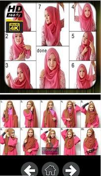 Tutorial Hijab Mudah screenshot 2