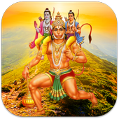 Hanuman Live Wallpaper icon