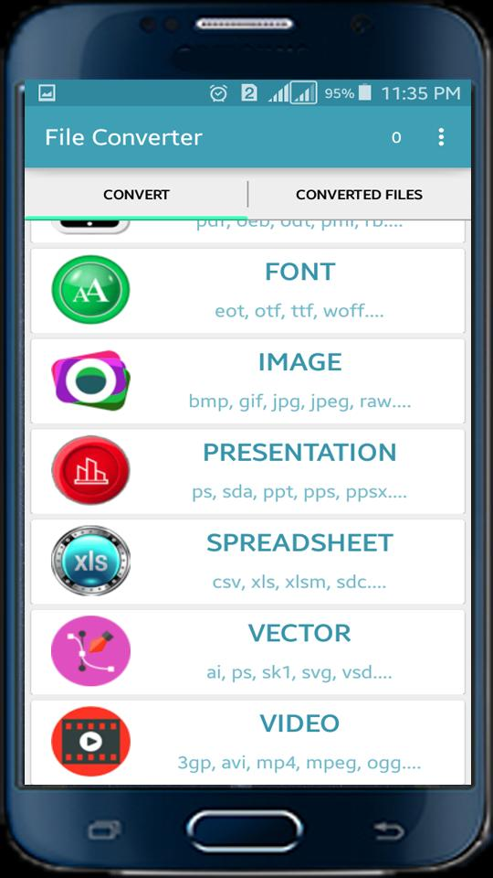 Convert to PNG - File Converter for Android - APK Download