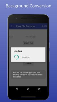 Easy File Converter screenshot 2