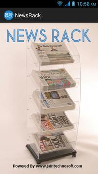 News Rack poster