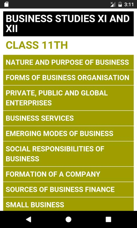 Business studies for android apk download business studies poster malvernweather Choice Image