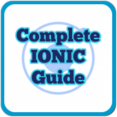 Learn IONIC Complete Guide icon