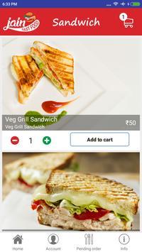 Jain Fast Food screenshot 3