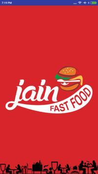Jain Fast Food poster