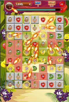 MatchFruit Splash apk screenshot
