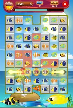 fish 3 match screenshot 4