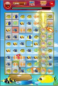 fish 3 match screenshot 7