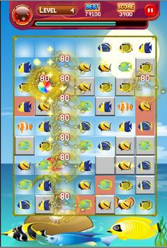 fish 3 match screenshot 3