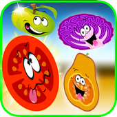 fruits mania icon