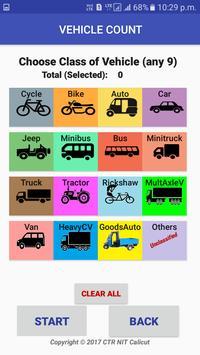 Vehicle Count screenshot 1