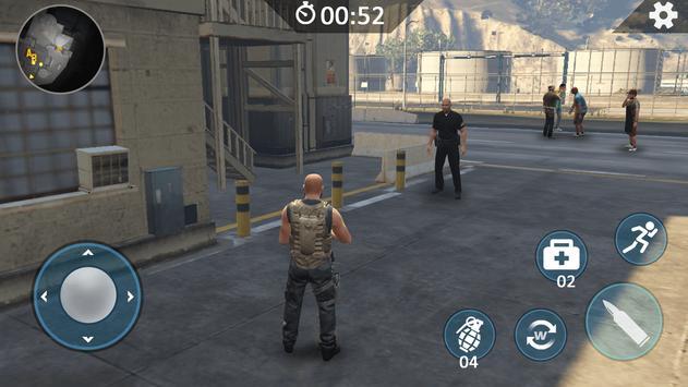 يمكنك الهروب ، استراحة السجن تصوير الشاشة 1
