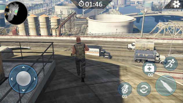 يمكنك الهروب ، استراحة السجن تصوير الشاشة 5