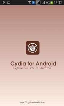 Cydia for Android poster