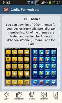 Cydia for Android screenshot 2