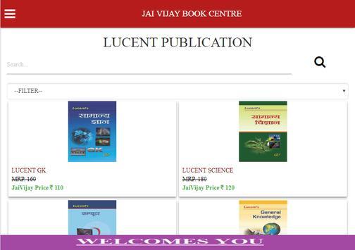 JAI VIJAY BOOK CENTRE screenshot 8