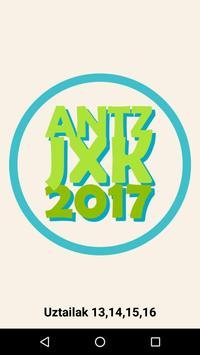 Antzuolako Jaixak poster