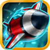 ikon Tunnel Trouble - Space Jet 3D Games