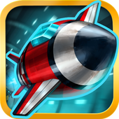 Tunnel Trouble 3D - Space Game icon
