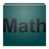 Mathematical calculations icon