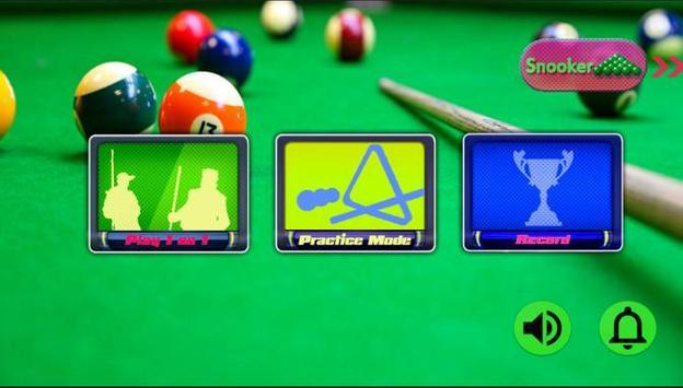 Billiard Master screenshot 1