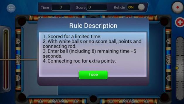 Billiard Master screenshot 3