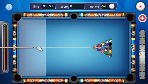 Billiard Master screenshot 4