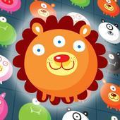 Monster Crush Match 3 icon