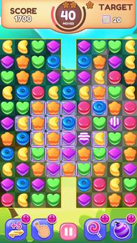 Sweet Cookies - Match 3 Games & Free Puzzle Game apk screenshot
