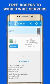 VPN Proxy Master screenshot 8