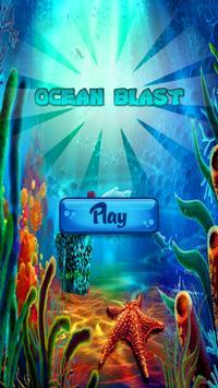 OCEAN BLAST poster