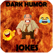 Dark Humor Jokes icon