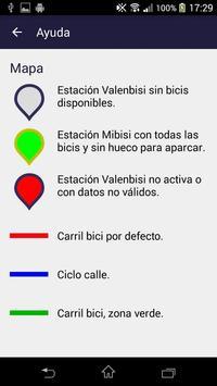 Valencia Bici screenshot 3