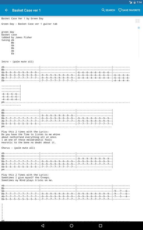 Guitar Tabs Free Apk Downloader