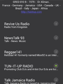 Jamaica FM Radio Free screenshot 1