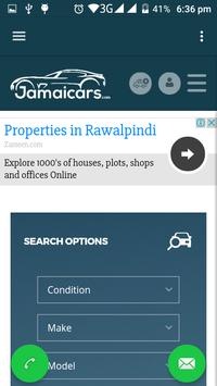 JamaiCars apk screenshot