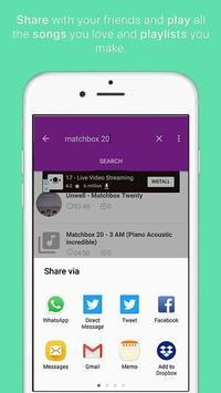 Planet MP3 Music Download screenshot 10