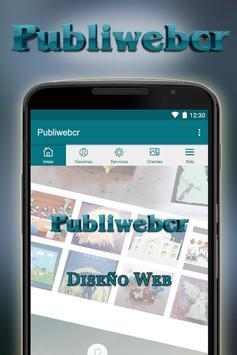 Publiwebcr poster