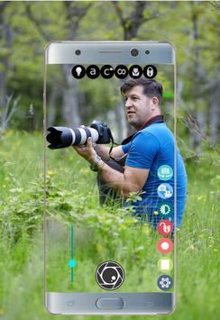 360 HD Camera DSLR poster
