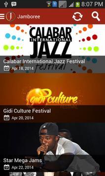Jamboree screenshot 1