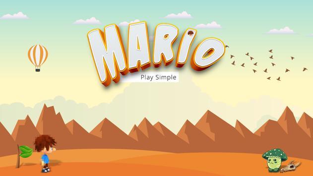 Mr Mario poster