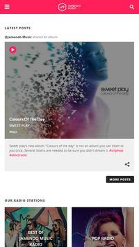 Jamendo Music screenshot 10