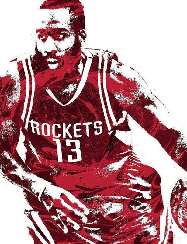 James Harden Wallpaper poster ...