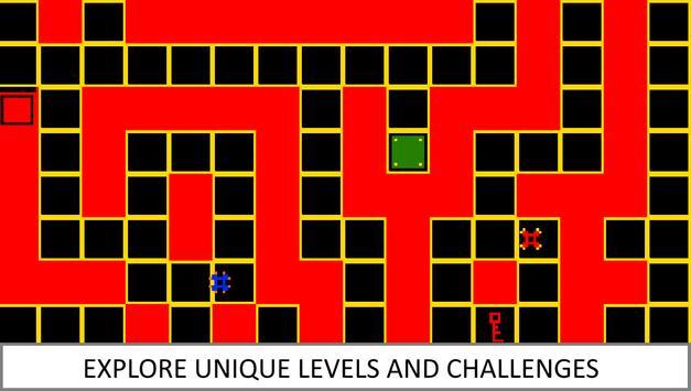 Red Grid screenshot 3