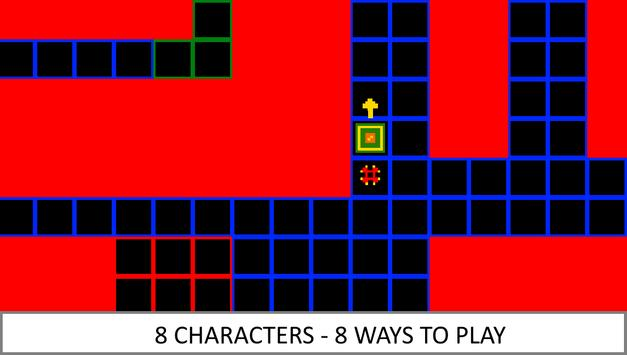Red Grid screenshot 1