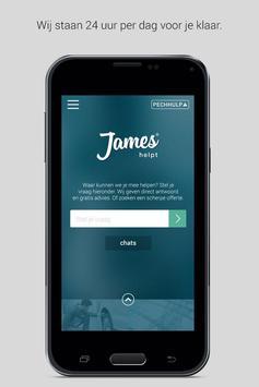 James helpt screenshot 3