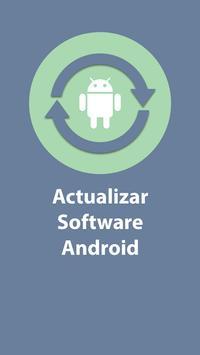 Guia para Actualizar Software poster
