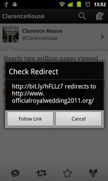 Check Web Redirect screenshot 1