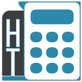 Hypothesis Testing Calculator icon